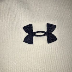 Under Armour Shirts - White Auburn Tigers Under Armour Sideline Polo